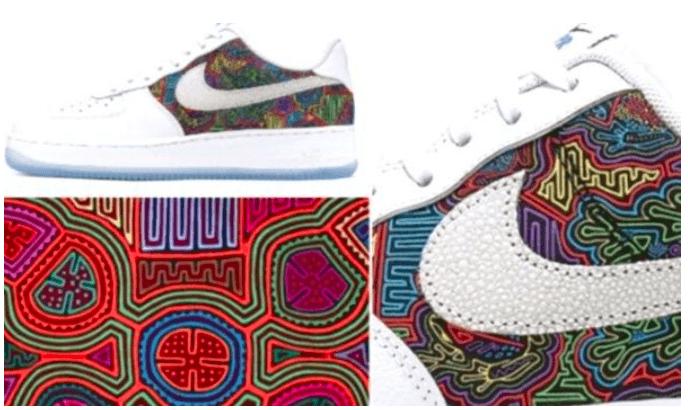 Guna Indians of Panamá Overcome Nike